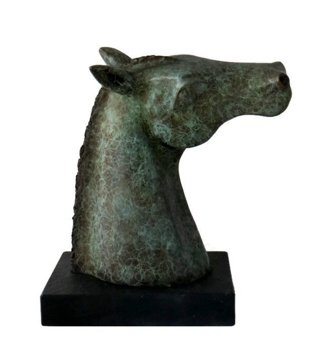 bronze horse bust, horse sculpture, horse head,equine bust, horse sculpture, bronze equine sculpture, horse head, water horse